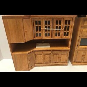 Battat American heirloom miniature kitchen set